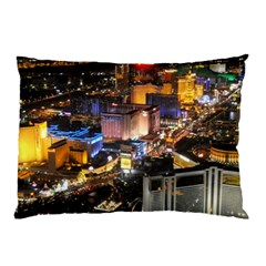 Las Vegas 1 Pillow Cases by trendistuff