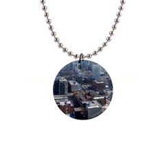 Chicago Button Necklaces by trendistuff