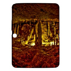 Volcano Cave Samsung Galaxy Tab 3 (10 1 ) P5200 Hardshell Case  by trendistuff