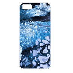 Svmnafellsjvkull Apple Iphone 5 Seamless Case (white) by trendistuff