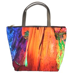 Reed Flute Caves 4 Bucket Bags by trendistuff
