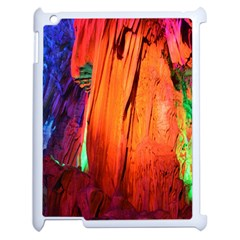 Reed Flute Caves 4 Apple Ipad 2 Case (white) by trendistuff