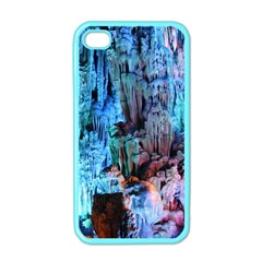 Reed Flute Caves 3 Apple Iphone 4 Case (color) by trendistuff
