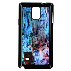REED FLUTE CAVES 3 Samsung Galaxy Note 4 Case (Black) by trendistuff