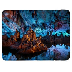 REED FLUTE CAVES 1 Samsung Galaxy Tab 7  P1000 Flip Case by trendistuff