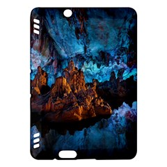 Reed Flute Caves 1 Kindle Fire Hdx Hardshell Case by trendistuff