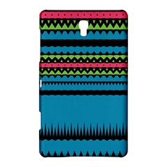 Chevrons And Trianglessamsung Galaxy Tab S (8 4 ) Hardshell Case by LalyLauraFLM