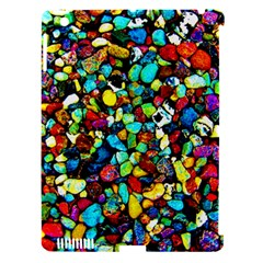 Colorful Stones, Nature Apple Ipad 3/4 Hardshell Case (compatible With Smart Cover) by Costasonlineshop