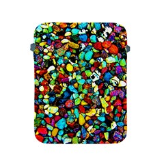 Colorful Stones, Nature Apple Ipad 2/3/4 Protective Soft Cases by Costasonlineshop