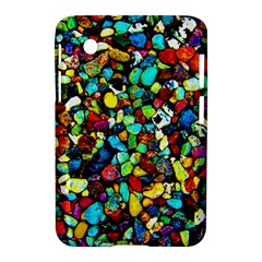 Colorful Stones, Nature Samsung Galaxy Tab 2 (7 ) P3100 Hardshell Case  by Costasonlineshop
