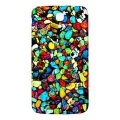 Colorful Stones, Nature Samsung Galaxy Mega I9200 Hardshell Back Case by Costasonlineshop