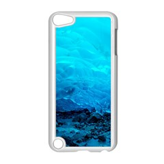 Mendenhall Ice Caves 3 Apple Ipod Touch 5 Case (white) by trendistuff