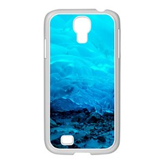 Mendenhall Ice Caves 3 Samsung Galaxy S4 I9500/ I9505 Case (white) by trendistuff