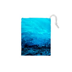 Mendenhall Ice Caves 3 Drawstring Pouches (xs)  by trendistuff