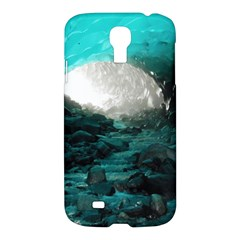 Mendenhall Ice Caves 2 Samsung Galaxy S4 I9500/i9505 Hardshell Case by trendistuff