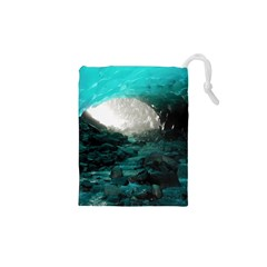 MENDENHALL ICE CAVES 2 Drawstring Pouches (XS)  by trendistuff