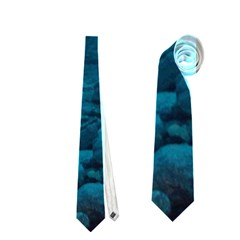 Mendenhall Ice Caves 1 Neckties (two Side)  by trendistuff