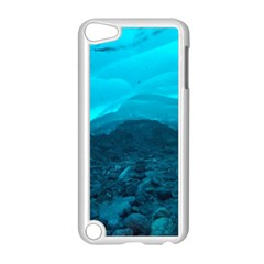 Mendenhall Ice Caves 1 Apple Ipod Touch 5 Case (white) by trendistuff