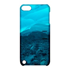 Mendenhall Ice Caves 1 Apple Ipod Touch 5 Hardshell Case With Stand by trendistuff