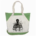Vintage Octopus Accent Tote Bag