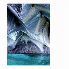 Marble Caves 1 Small Garden Flag (two Sides) by trendistuff