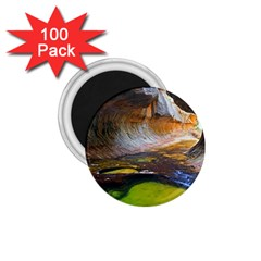 Left Fork Creek 1 75  Magnets (100 Pack)  by trendistuff