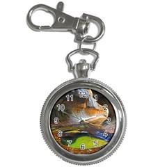 Left Fork Creek Key Chain Watches by trendistuff