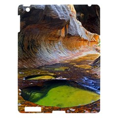 Left Fork Creek Apple Ipad 3/4 Hardshell Case by trendistuff