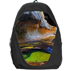 Left Fork Creek Backpack Bag by trendistuff