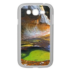 Left Fork Creek Samsung Galaxy Grand Duos I9082 Case (white) by trendistuff