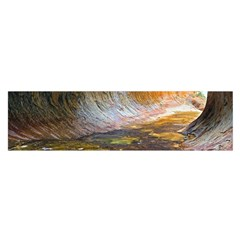 Left Fork Creek Satin Scarf (oblong) by trendistuff