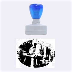 Jenolan Imperial Cave Rubber Oval Stamps by trendistuff