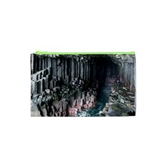 Fingals Cave Cosmetic Bag (xs) by trendistuff