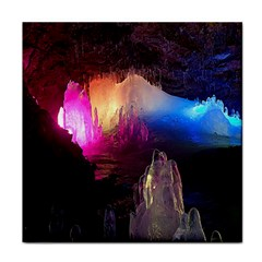 Cave In Iceland Tile Coasters by trendistuff