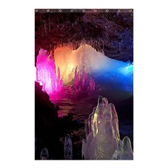 Cave In Iceland Shower Curtain 48  X 72  (small)  by trendistuff