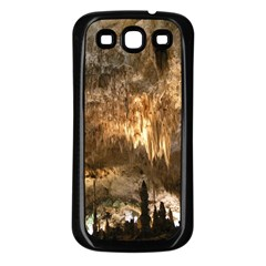 Carlsbad Caverns Samsung Galaxy S3 Back Case (black) by trendistuff