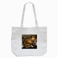 Carlsbad Caverns Tote Bag (white)  by trendistuff