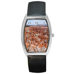 Bryce Canyon Amp Barrel Metal Watches by trendistuff