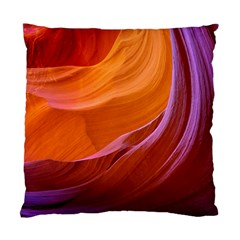 Antelope Canyon 2m Standard Cushion Case (one Side)  by trendistuff
