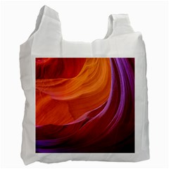 Antelope Canyon 2m Recycle Bag (two Side)  by trendistuff