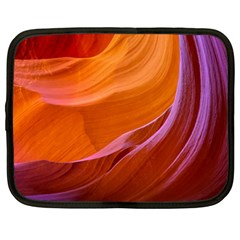 Antelope Canyon 2m Netbook Case (xxl)  by trendistuff