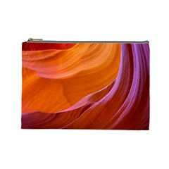 Antelope Canyon 2m Cosmetic Bag (large)  by trendistuff