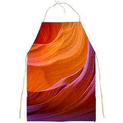 Antelope Canyon 2m Full Print Aprons by trendistuff