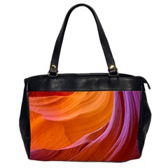Antelope Canyon 2m Office Handbags (2 Sides)  by trendistuff