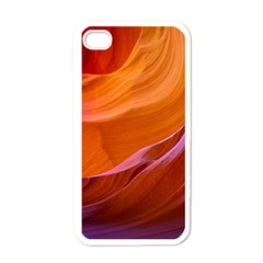 Antelope Canyon 2m Apple Iphone 4 Case (white) by trendistuff