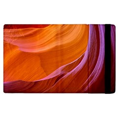 Antelope Canyon 2m Apple Ipad 3/4 Flip Case by trendistuff