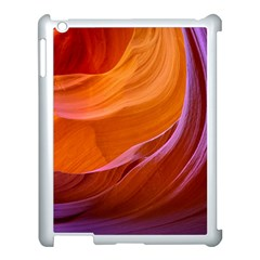 Antelope Canyon 2m Apple Ipad 3/4 Case (white) by trendistuff