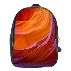 Antelope Canyon 2m School Bags (xl)  by trendistuff