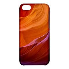 Antelope Canyon 2m Apple Iphone 5c Hardshell Case by trendistuff
