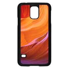 Antelope Canyon 2m Samsung Galaxy S5 Case (black) by trendistuff